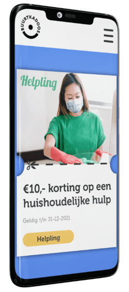 BuurtKadoos Online - Helpling